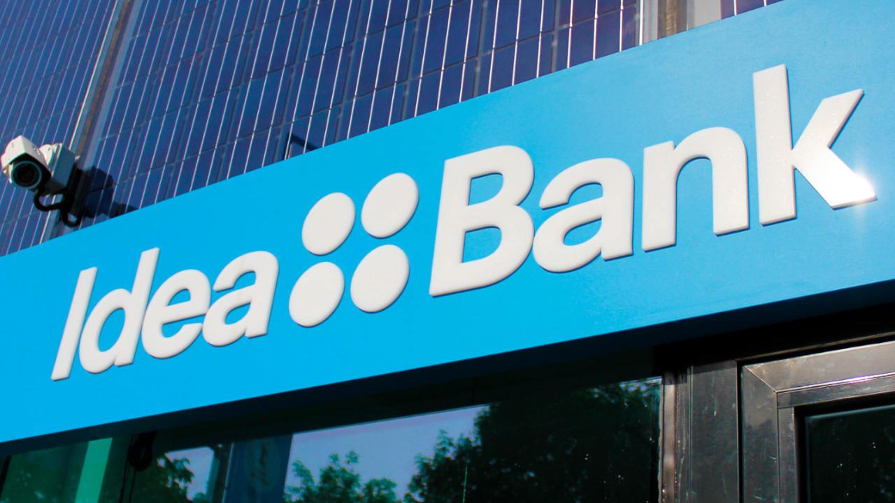 idea bank ukarany na 10 mln od knf