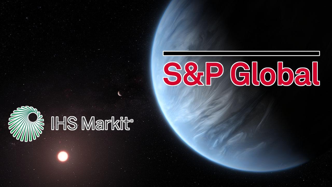 S&P Global planuje kupić IHS Markit za 44 miliardy dolarów