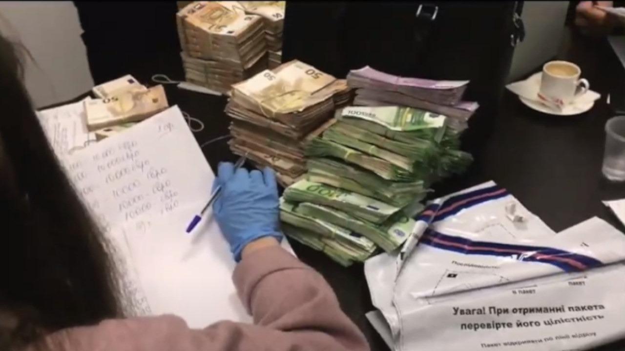 ukraińscy śledczy rozbili kotłownię, która zarabiała 10 mln EUR miesięcznie