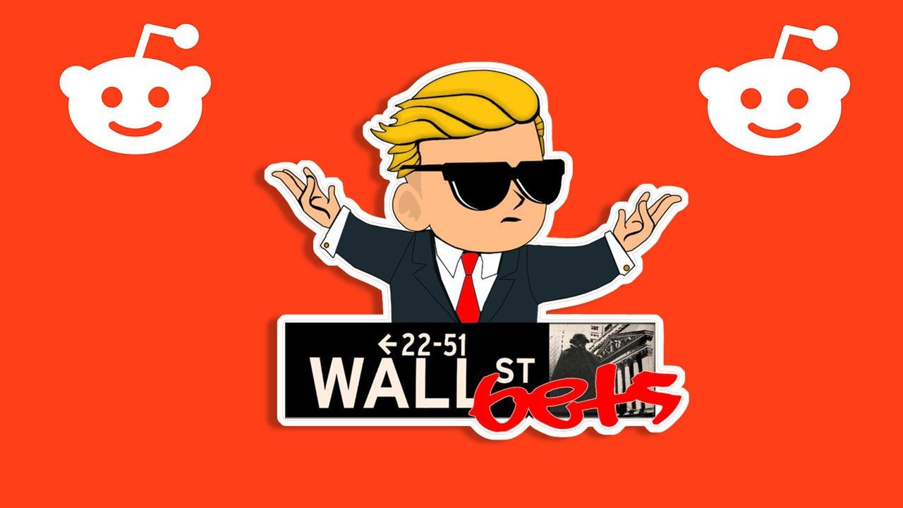 Wallstreetbets pompuje akcje gamestop ale brokerzy stają po stronie funduszy