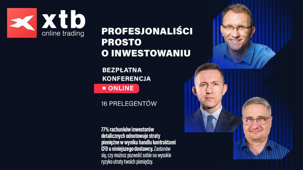 XTB Investing Day 30 marca 2021