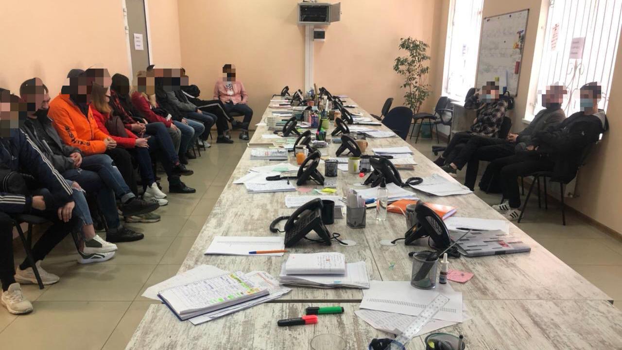 Ukraińska policja zlikwidowała kotłownie w Winnicy - źródło: gp.gov.ua