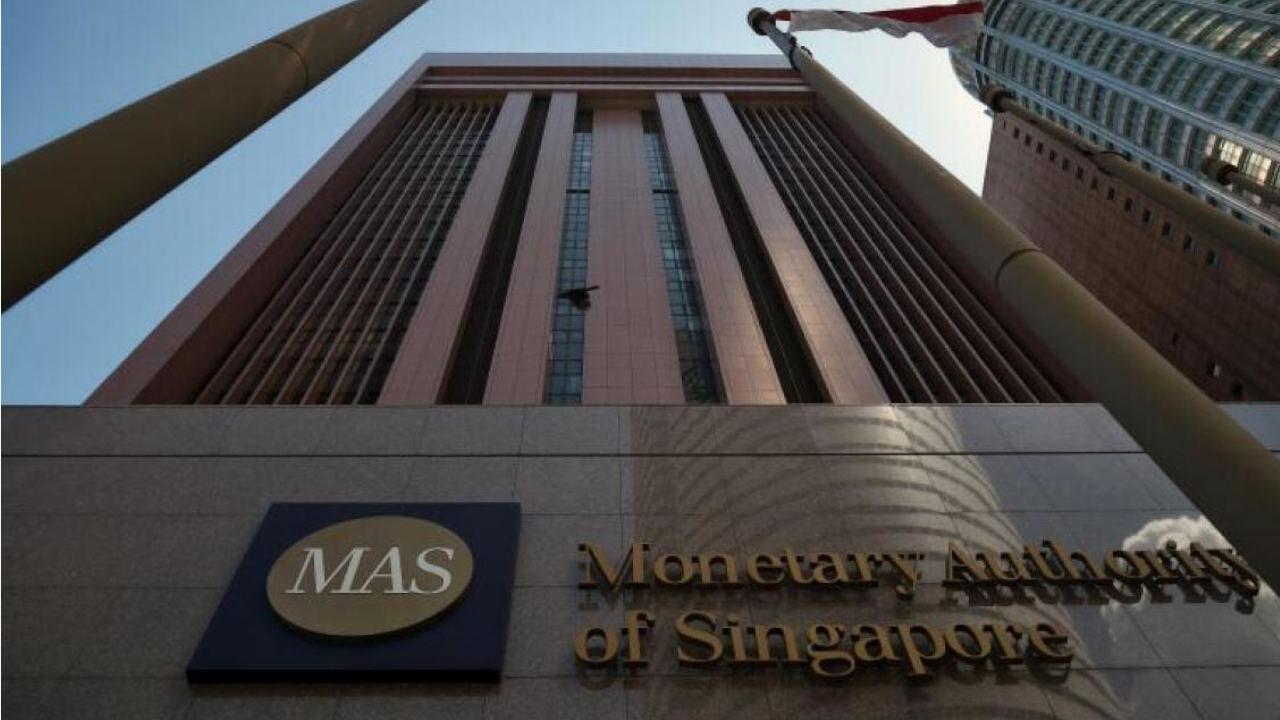 regulator singapuru nakłada karę na oszusta
