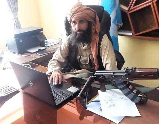 prezes afgańskiego banku centralnego Mohammad Idris