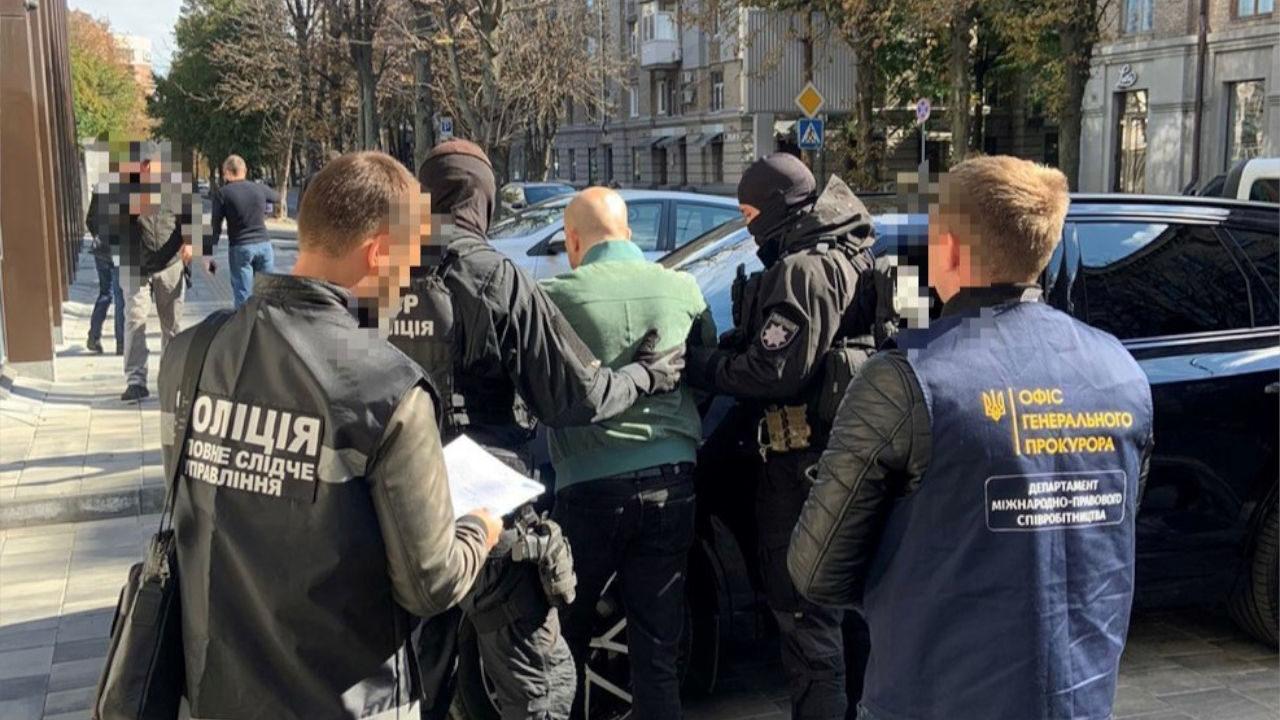 kolejne aresztowanie w sprawie sieci kotłowni wyłudzającej miliony euro miesięcznie - zdjęcie ukraińska prokuratura generalna