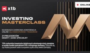 konferencja xtb investing masterclass już 22 października